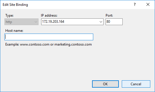 Redirect HTTP requests to HTTPS by using IIS URL Rewrite