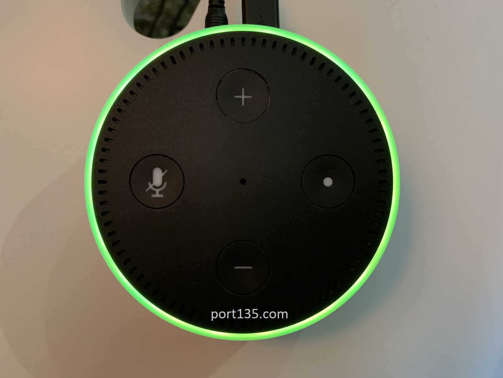 Alexa blinks yellow light ring  What does it mean? - port135 com